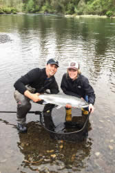 Steelhead Fishing Oregon